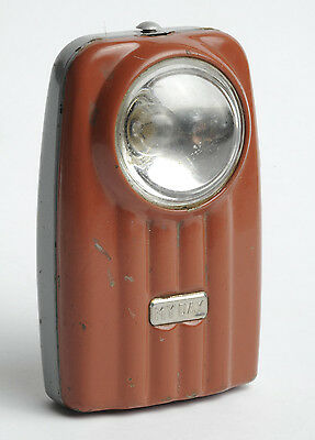 "Retro MY DAY Taschenlampe. Vintage pocket lamp ""MyDay"" light flashligh."
