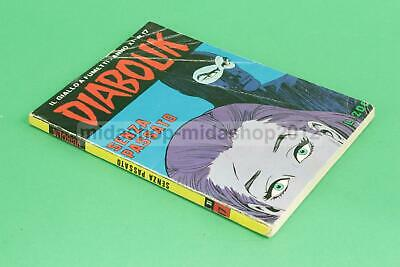 Diabolik Anno Xi Editrice Astorina N° 17 [As-133]