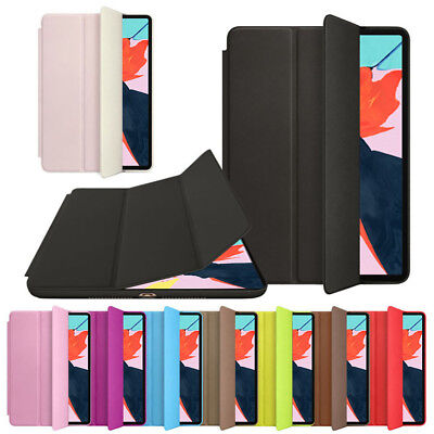 Ture Slim Stand Leather Cover Case For iPad Pro 11/12.9 Inch 2018 Tablet PC A