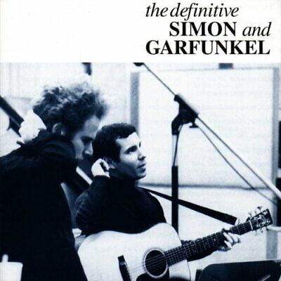 Simon And Garfunkel      -        The Definitive           -      New Cd