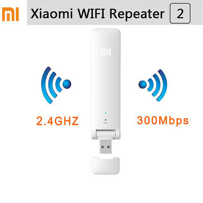 Xiaomi Mi WiFi Repeater 2 Extender 300Mbps Signal Enhancement Router O0N2