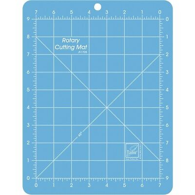 "June Tailor Gridded Rotary Mat 7""x9""-"