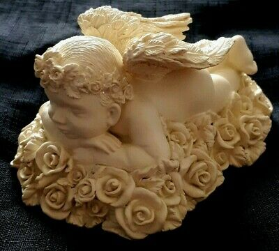 Appreciation Angel - Perfect Gift For Baby - Table Top Figure By Angelstar NEW