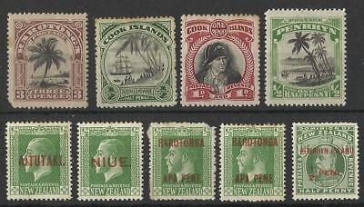 Cook Islands  Selection Mint