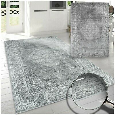Traditional Living Room Floor Area Carpets Vintage Floral Rugs Traditional Rug