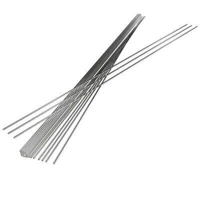Low Temperature Aluminum Welding Solder Wire Sticks Brazing Repair Rods 2x500mm