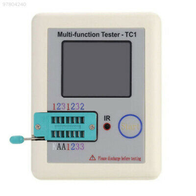 7703 LCR-TC1 Transistor Tester Test Meters IR Decoder Automatically