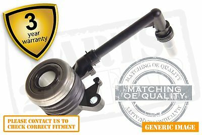 Mazda 3 1.6 Di T Concentric Slave Cylinder Replace Clutch 109 Saloon 06.04 - On