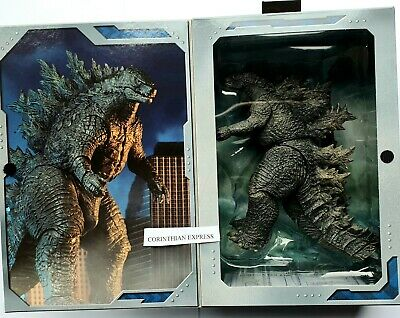 """Neca GODZILLA (King of Monsters 2019 movie) 12"""" Head to Tail action figure"""