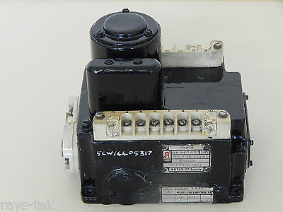 Rotax Switching Generator Unit, Used In Wessex Helicopter, Part F6808 [1R10A]