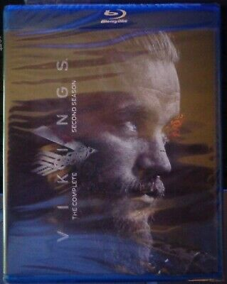 Blu-Ray Vikings : Complet Second Saison (Blu-Ray) Neuf