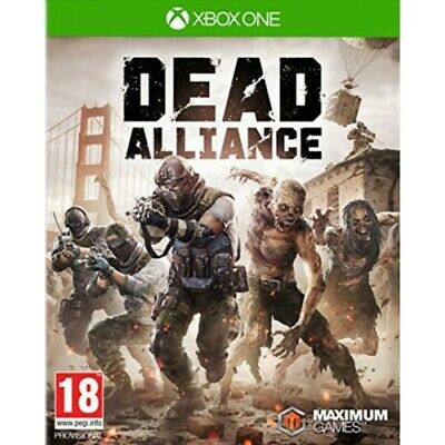 Dead Alliance (Xbox One)  BRAND NEW AND SEALED FREE POSTAGE SALE UK PAL