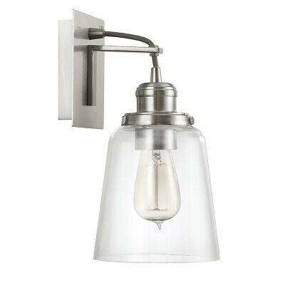 Capital Lighting Fixtures 3711BN-135 Signature Wall Sconce Brushed Nickel