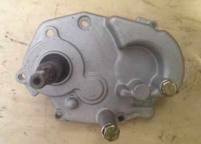 ITALJET FORMULA 50LC 2001. Gearbox cover and gears