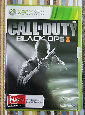 Call of Duty: Black Ops II (Microsoft Xbox 360, 2012) AUS PAL