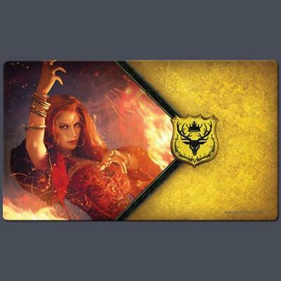 FFG Game of Thrones CCG Playmat - The Red Woman MINT
