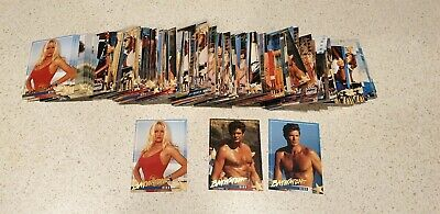 Baywatch bulk lot cards 300 approx excellent condition chase insert