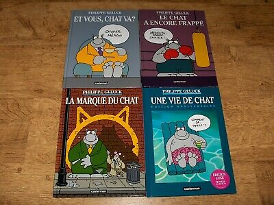 Le Chat - 4 Tomes