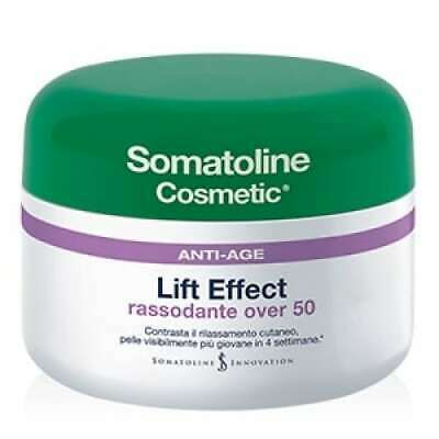 Somatoline Cosmetic Lift Effect AntiAge | Rassodante Over 50 300 ml