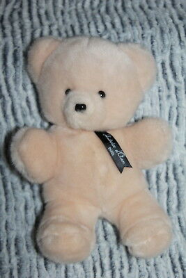 Doudou Peluche Histoire D'ours Ours Baby Beige 26 Cm   Neuf