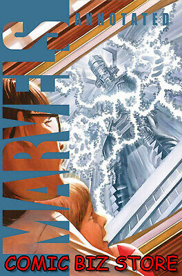 Marvels Annotated #3 (Of 4) (2019) 1St Printing Alex Ross Main Cover ($7.99)
