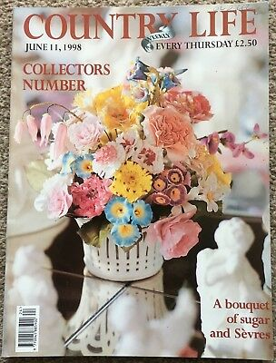 Country Life Magazine June 11 1998 Collectors Number