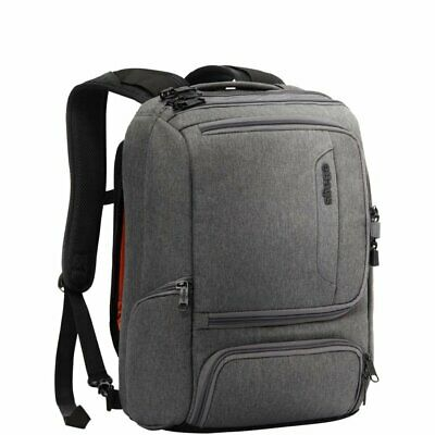 eBags Professional Slim Junior Laptop Backpack (Heathered Graphite)