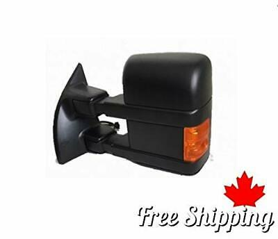 Towing mirror for ford f250 f350 f450 Driver side Superduty 08 16 Door Mirrors