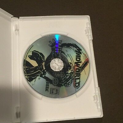 Nintendo Wii MadWorld Video Game Rated M