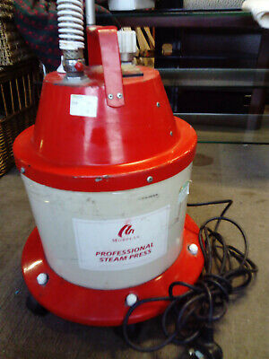 Professional Steam Press Morplan 4 liters