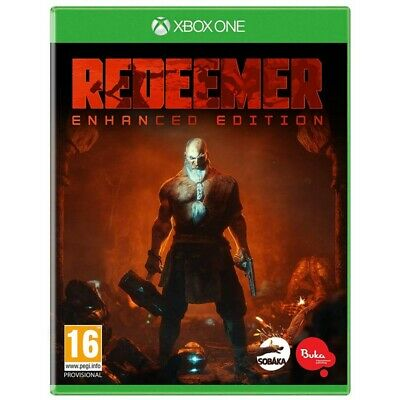 Preordine 19 luglio 2019 - REDEEMER ENHANCED EDITION Xbox One