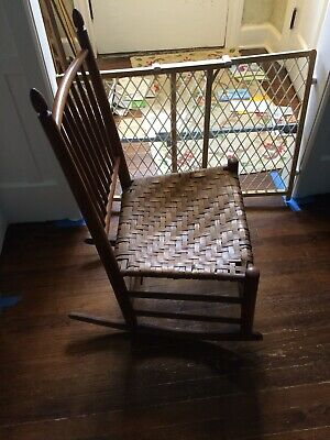 Antique Shaker Rocking Chair