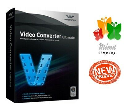 Wondershare Video Converter Ultimate 10-- Version Portable 🔥fast delivery 🔥