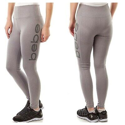 ae003573188 NWT BEBE SPORT Women's Studded Active Leggings Grey Plus Sizes SELECT SIZE