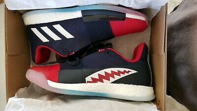 e3f898319425 Mens adidas Harden Vol.3 Basketball Legend Ink Collegiate Navy Power Red  G54024