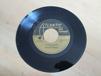 Rufus Thomas - Walking The Dog  B/W - The Dog  Vg+