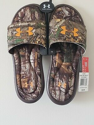 under armour camouflage slides Cheaper