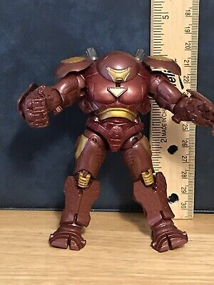 "Marvel Universe IRON MAN Silver Golden /& Red Centurion 3.75/"" Action Figure Toy"