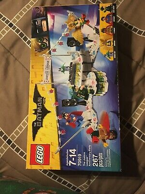 NIB Sealed LEGO 70919 Batman Movie THE JUSTICE LEAGUE ANNIVERSARY PARTY