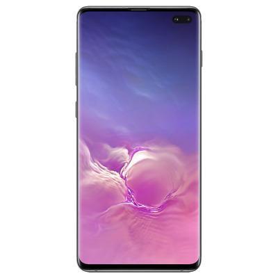 Samsung Galaxy S10+ Plus 128GB Black T-Mobile SM-G975UT US Model