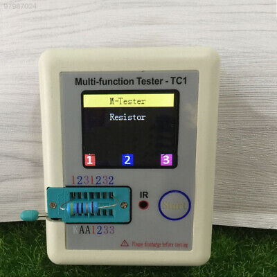5D47 LCR-TC1 TFT Diode Triode Test Meters Electronic Component Automatically