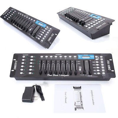 Hot 192 Channel Operator Console Controller for Stage DJ Club Party Light