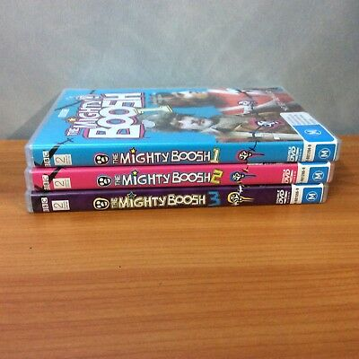 The Mighty Boosh 1,2,3 - 6 Disc Set - R4 - DVD - Like New Condition