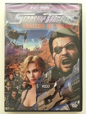 Starship troopers - Traitor of Mars DVD NEUF SOUS BLISTER