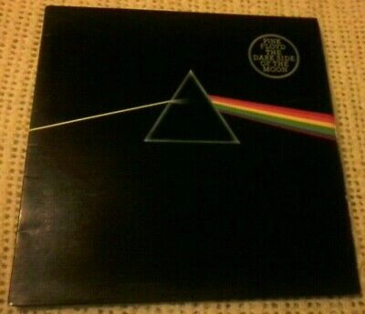 Pink Floyd Dark Side Of The Moon Vinyl Lp 1973 Orig Aust Stereo Press Shvla 804