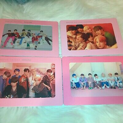 Bts Map Of The Soul Persona Big Hit Shop Pre-Order Benefit Aurora Photo Frame
