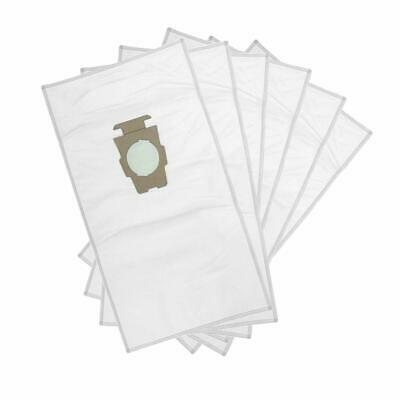 1 Pack (6 Bags) Vacuum Cleaner Dust Bag for Kirby Part 204811 Universal White