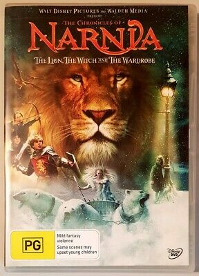 The Lion, The Witch & The Wardrobe (Chronicles Of Narnia) DVD (Region 4)