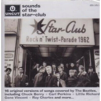 SOUNDS OF THE STAR CLUB Various CD UK Uncut 16 Track Compilation Of Original