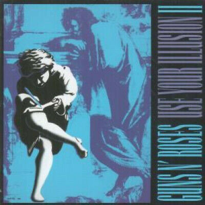 GUNS N ROSES Use Your Illusion 2 CD Germany Geffen 14 Track (Ged24420)